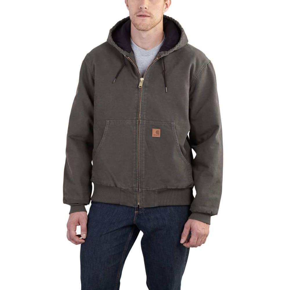 CARHARTT Men's Sandstone Duck Jacket L