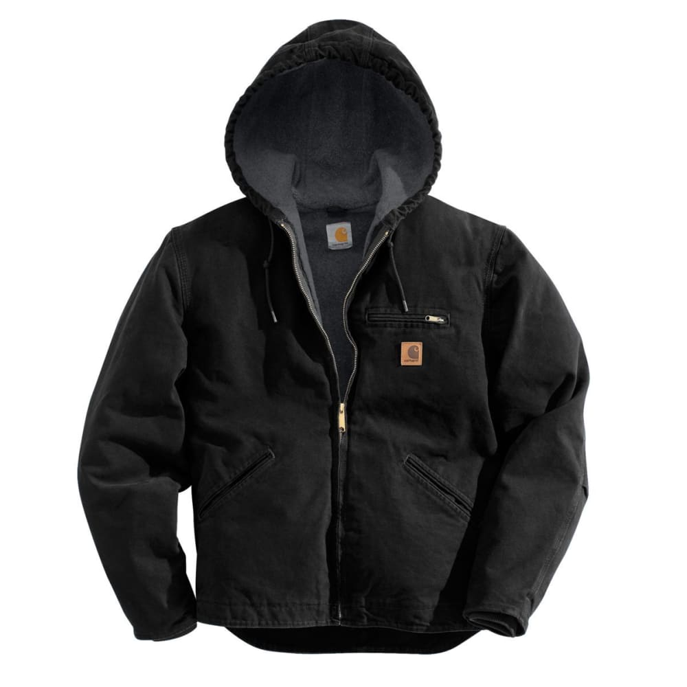 CARHARTT Men's Sierra Jacket - BLK BLACK