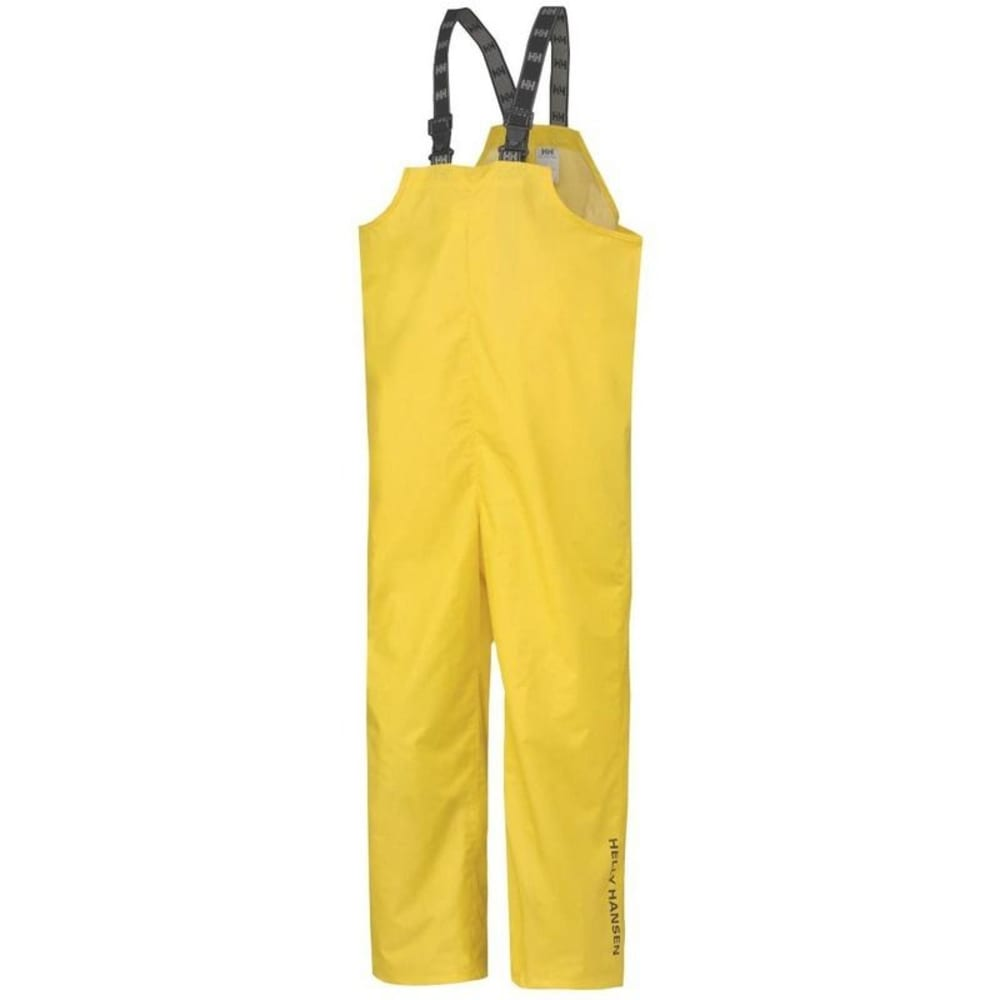 HELLY HANSEN Men's Mandal Bib Overalls - YELLOW 300