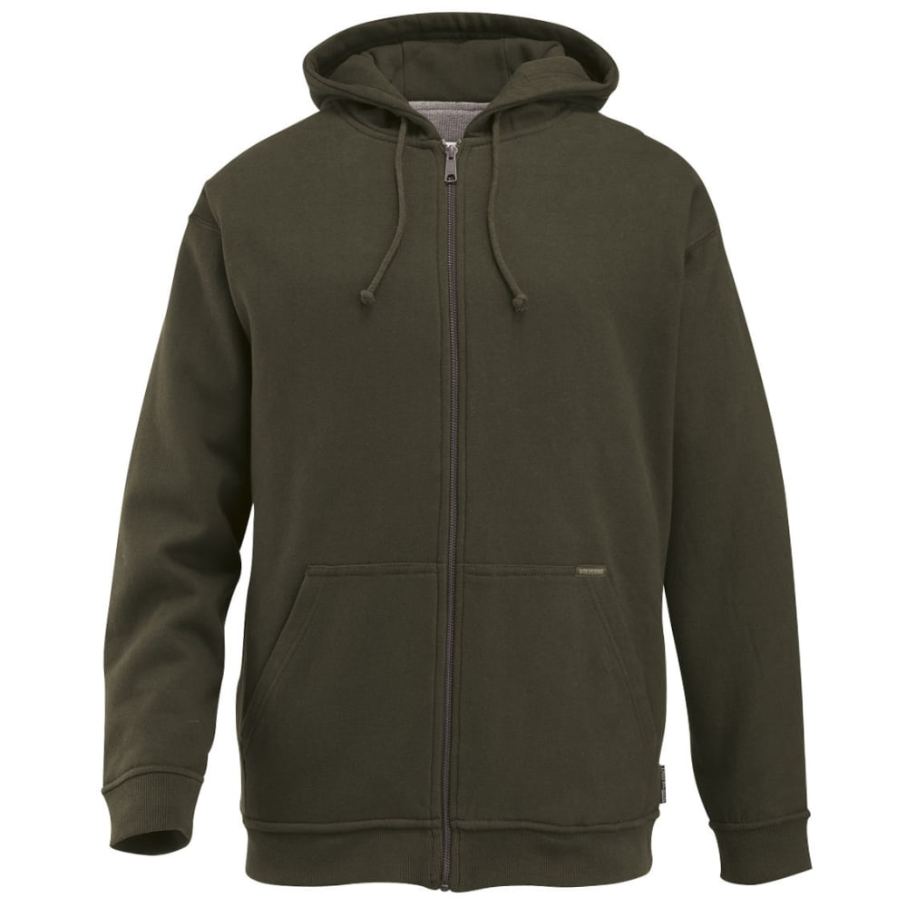 WOLVERINE Men's Regulator Wind Stopper Fleece Jacket - OLIVE