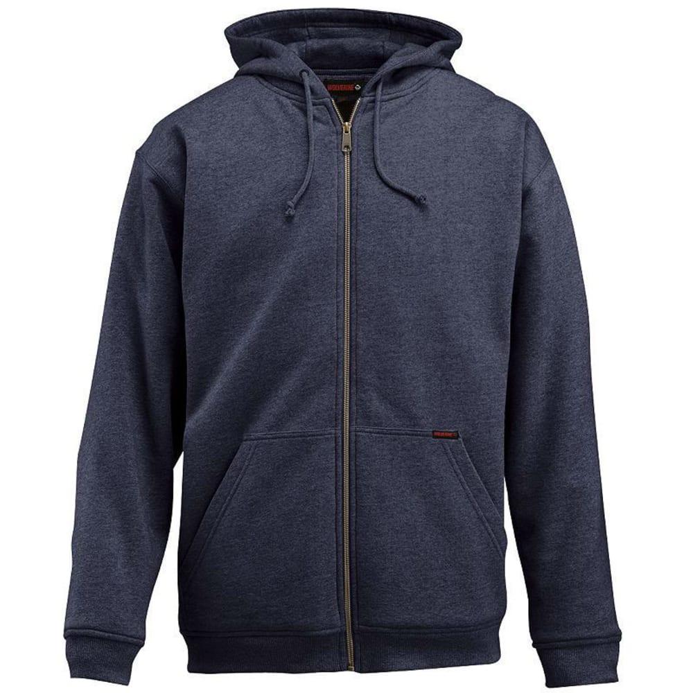 WOLVERINE Men's Regulator Wind Stopper Fleece Jacket - NAVY