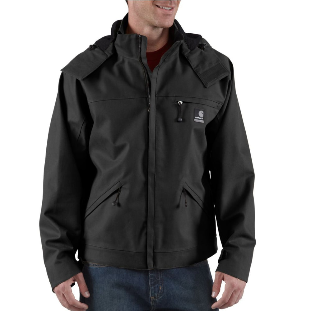 CARHARTT Men's Astoria Jacket - BLACK