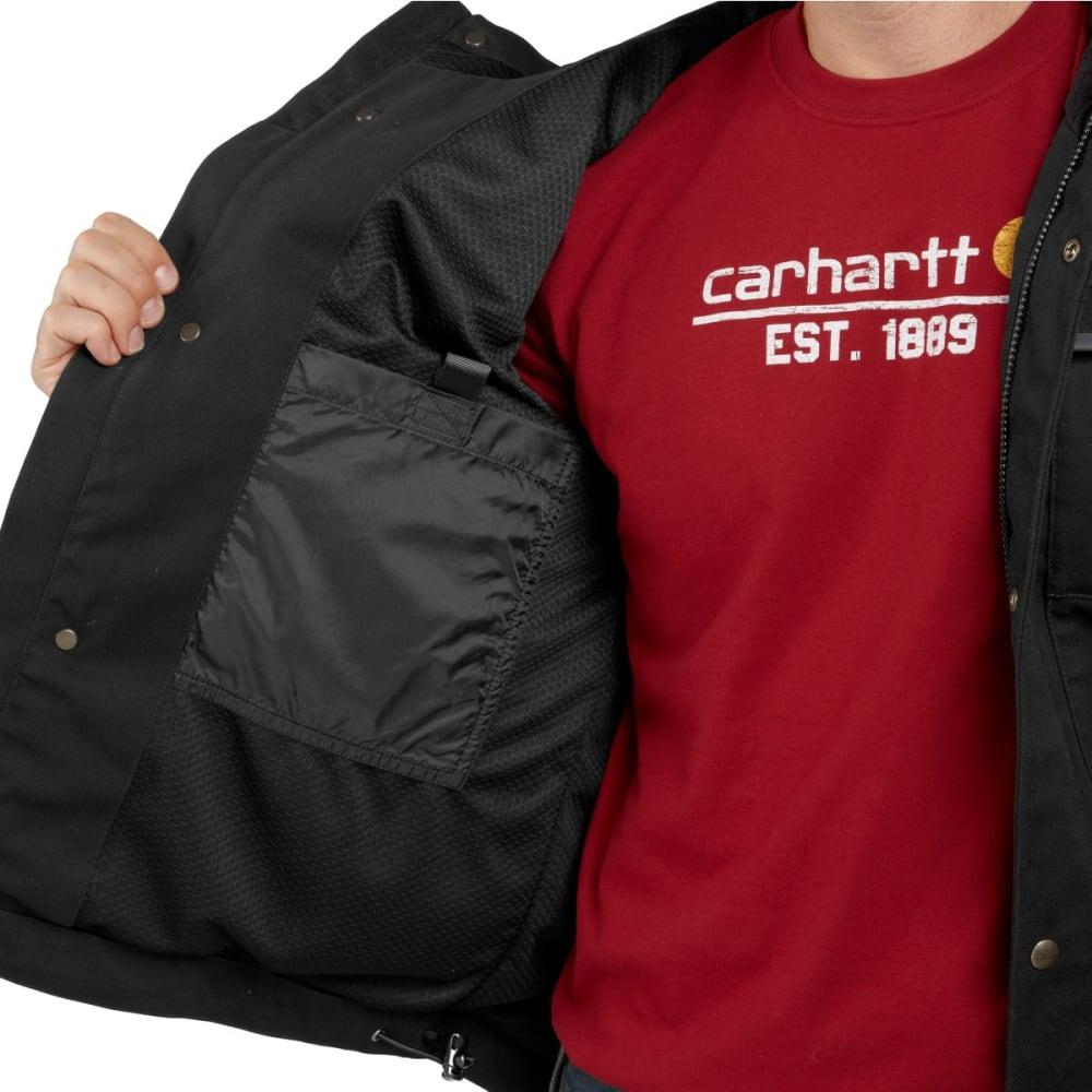 CARHARTT Men's Ketchikan Jacket - BLACK