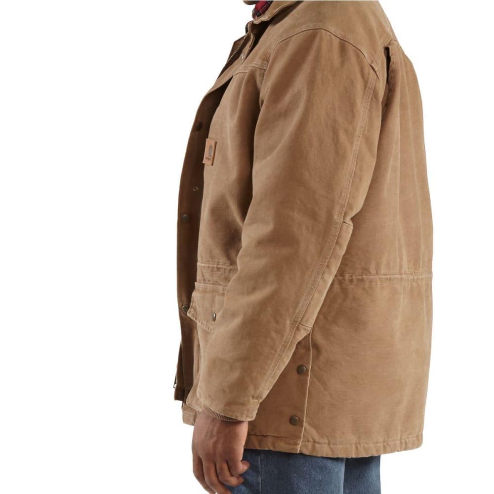 CARHARTT Men's Sandstone Rancher Coat - FRONTIER BROWN