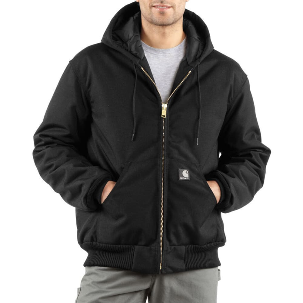 CARHARTT Men's Extremes Arctic Active Quilt Lined Jacket, Extended Sizes XL TALL