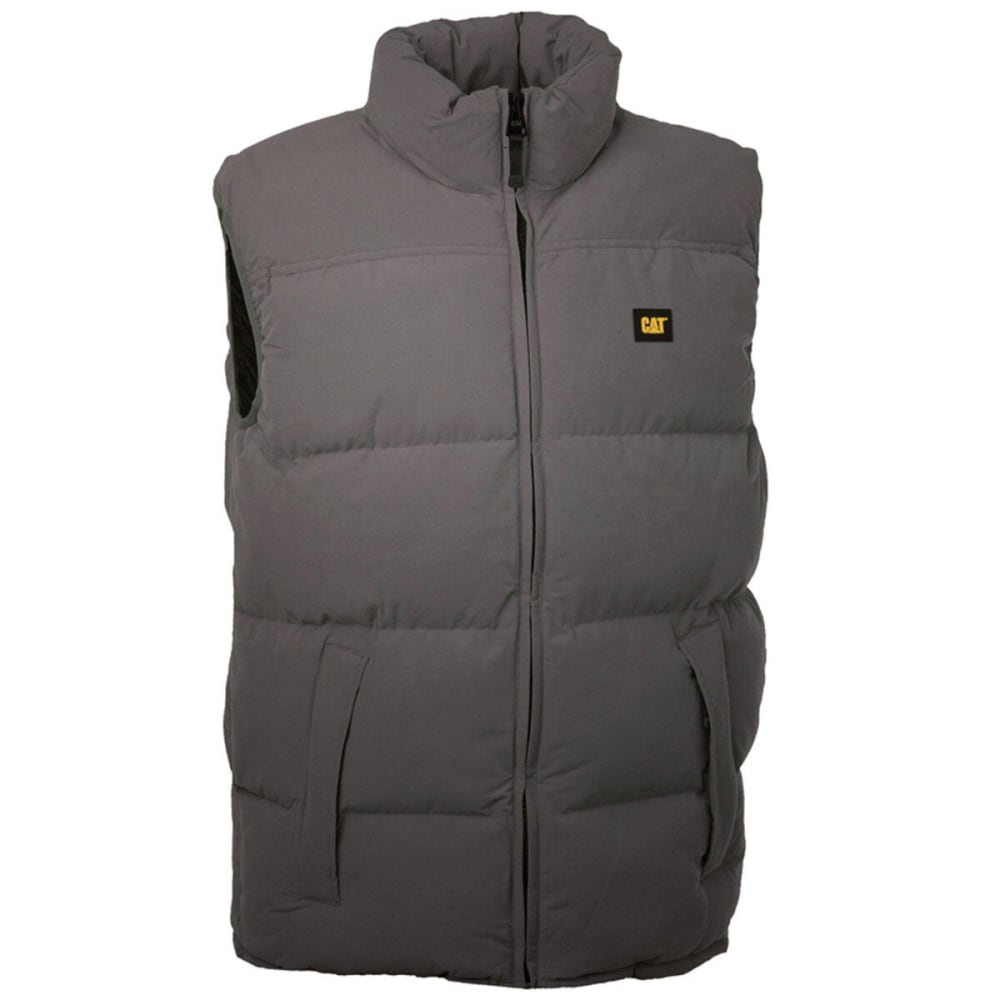 CAT Men's Quilted Insulated Vest M