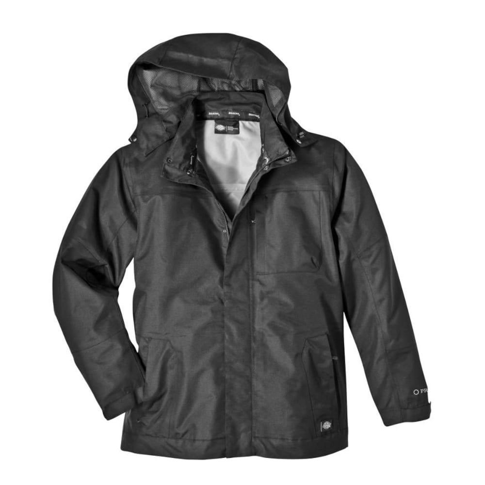 DICKIES Men's DPS Performance Hardshell Jacket - SLATE