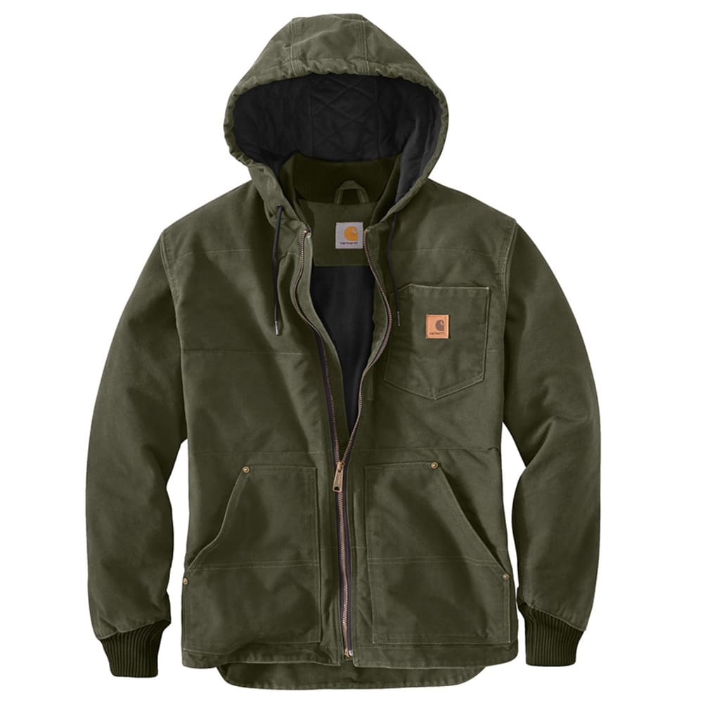 CARHARTT Men's Chapman Jacket - MOSS