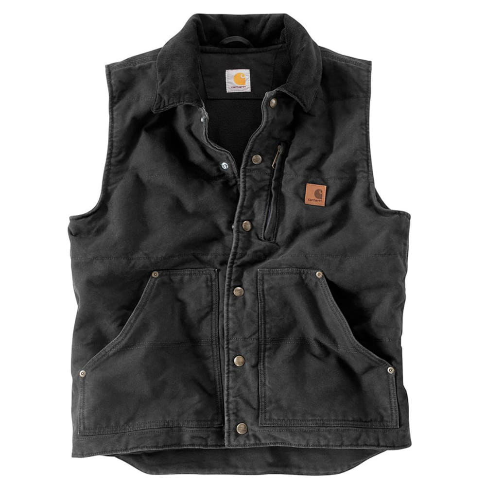 CARHARTT Men's Chapman Vest - BLACK