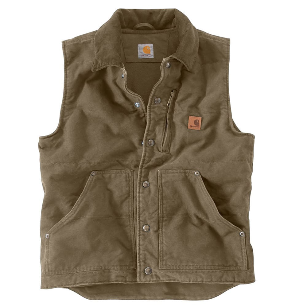 CARHARTT Men's Chapman Vest - LIGHT BROWN