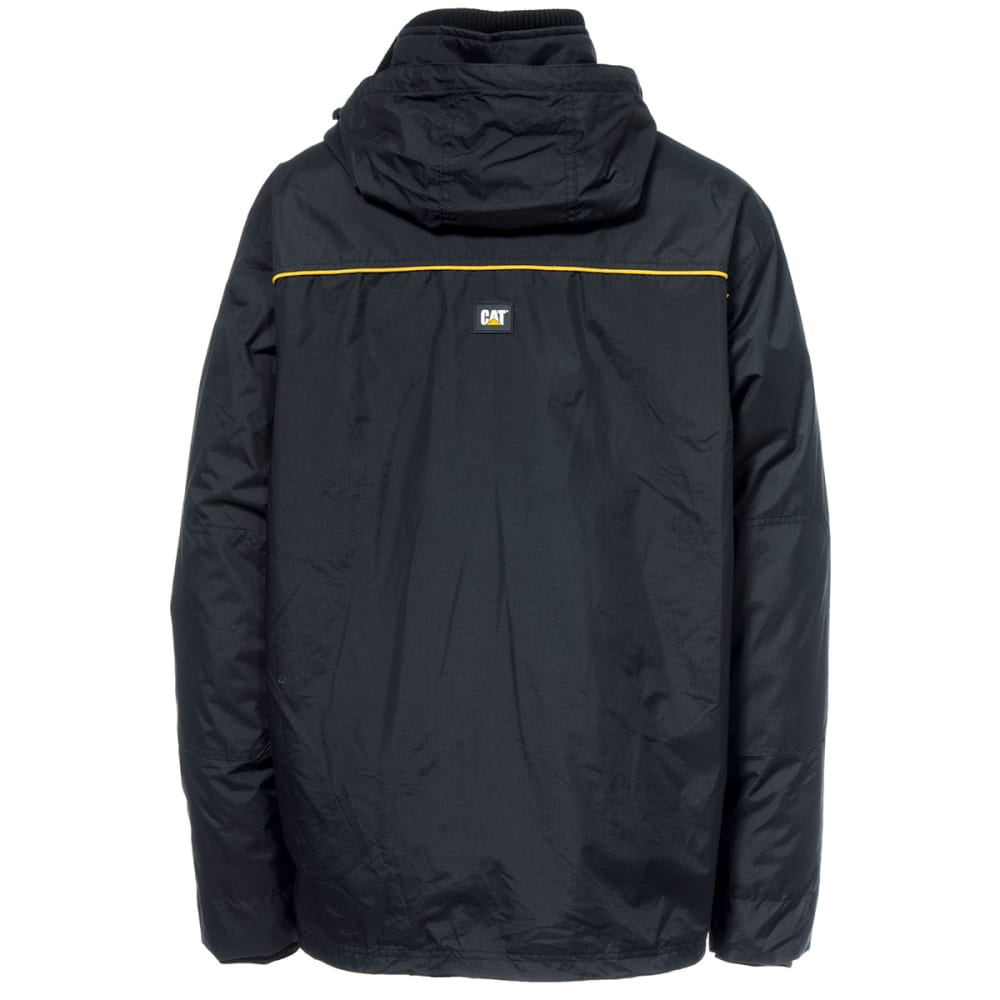 CAT Men's Traverse Hooded Jacket - 016 BLACK