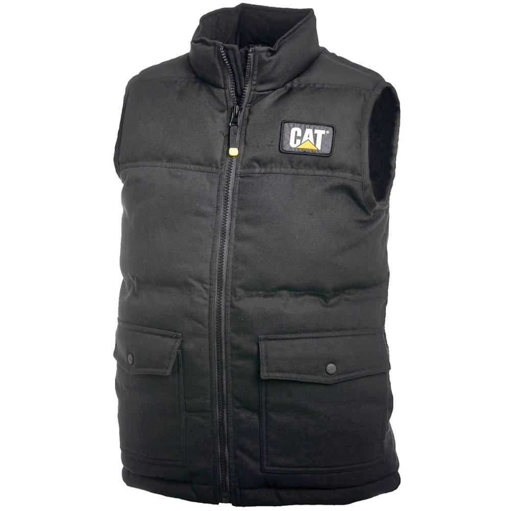 CATERPILLAR Men's Trademark Vest - 016 BLACK