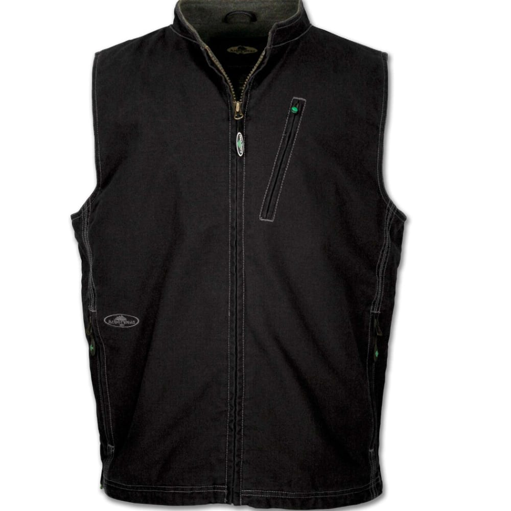 ARBORWEAR Men's Bodark Vest - BLACK