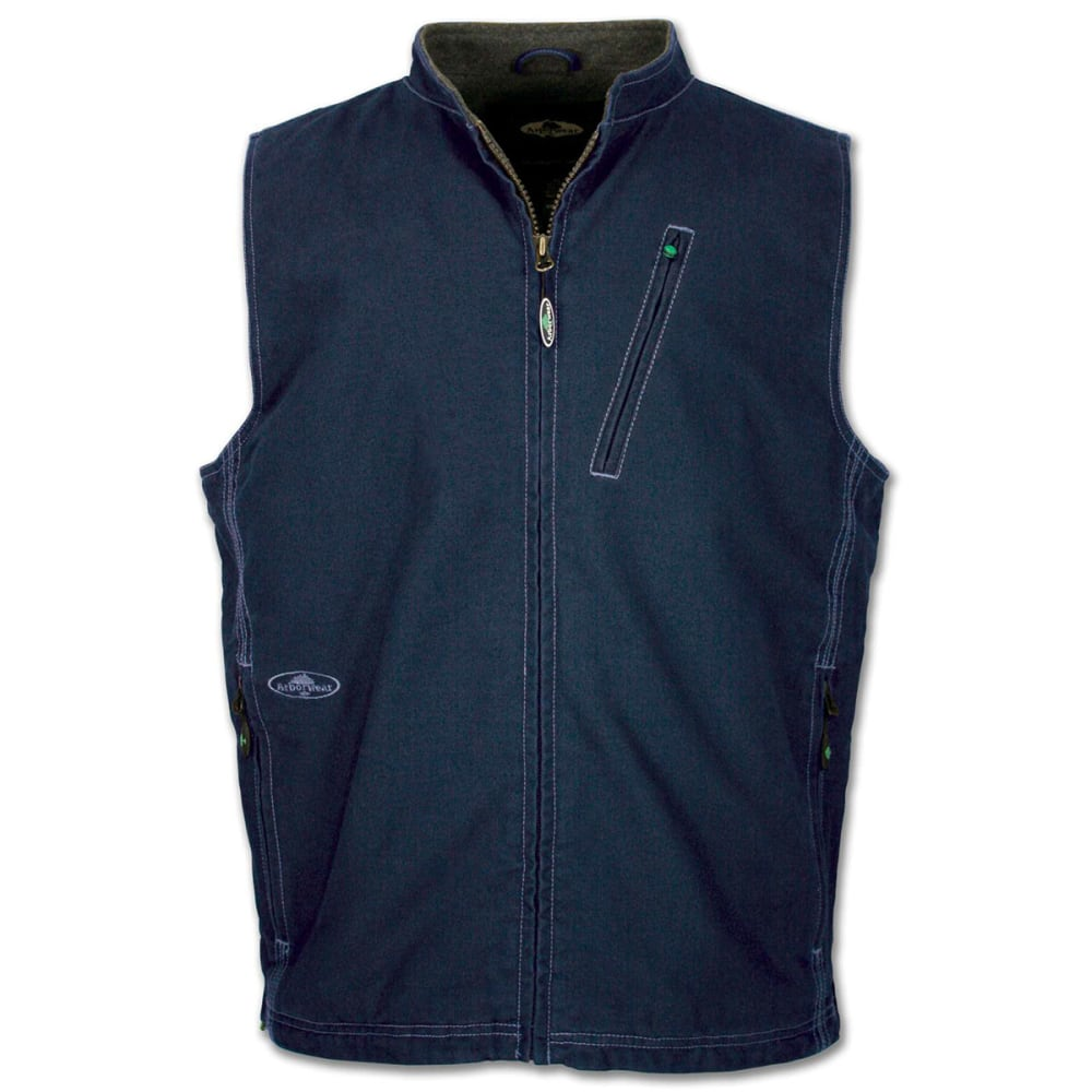 ARBORWEAR Men's Bodark Vest - GRAPHITE/ELECTRIC BL