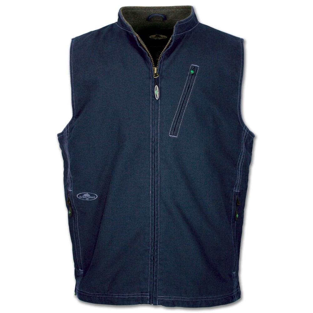 ARBORWEAR Men's Bodark Vest - GRAPHITE/ELECTRIC BL