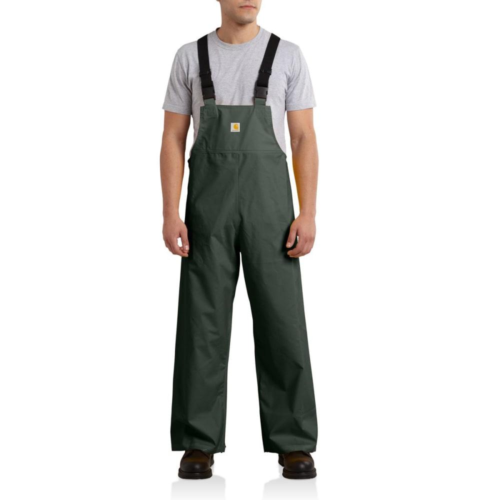 CARHARTT Men's Mayne Bib Overalls - GREEN
