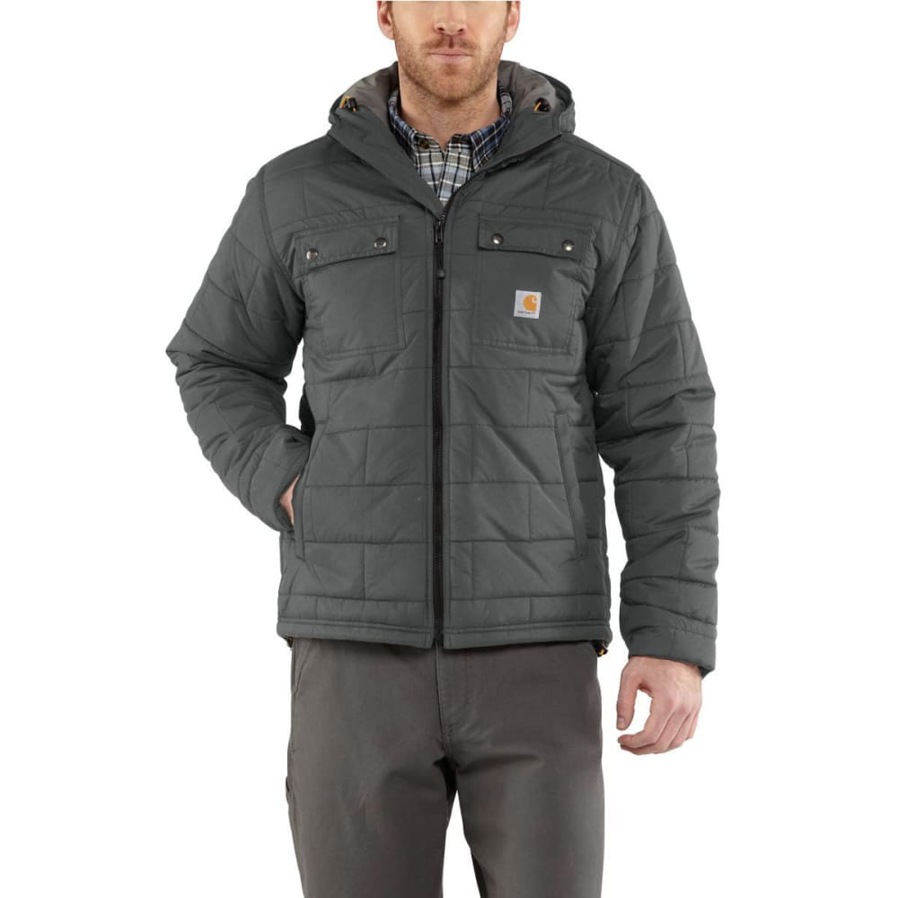 CARHARTT Men's Brookville Jacket - GRAVEL