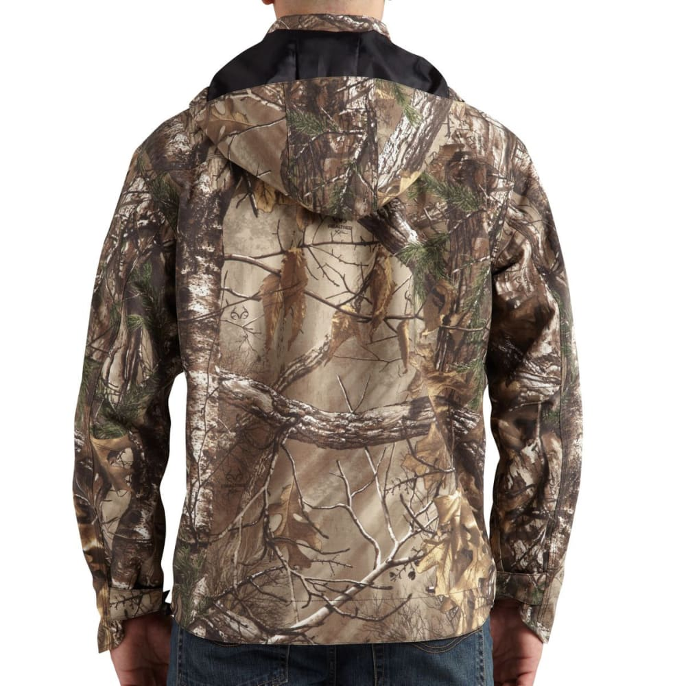 CARHARTT Men's Camo Shoreline Jacket - REALTREE XTRA