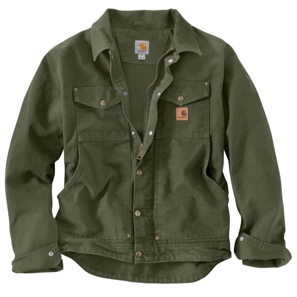 CARHARTT Men's Berwick Jacket - MOSS