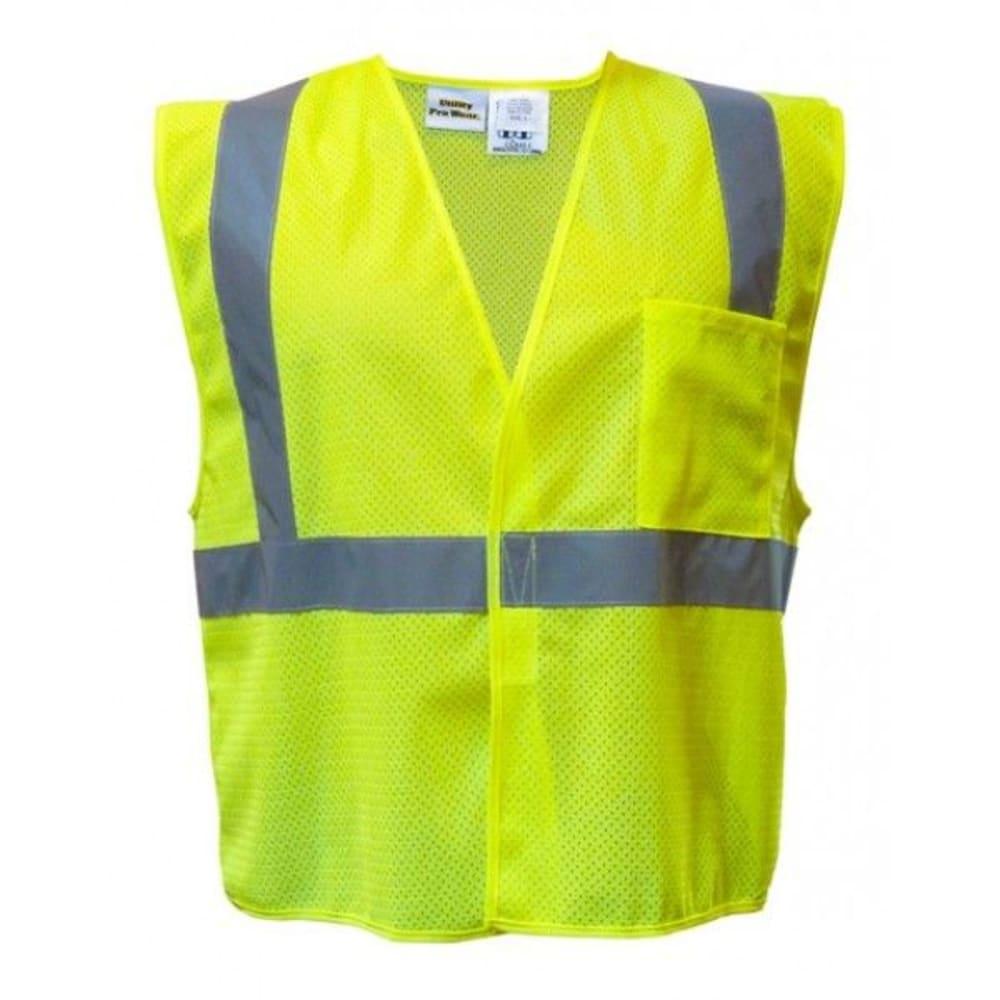 UTILITY PRO WEAR Men's High Visibility Vest M