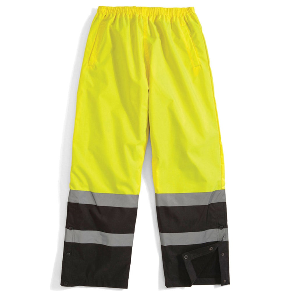 Utility Pro Wear Men's UHV 452P Nylon Pant - LIME/BLACK