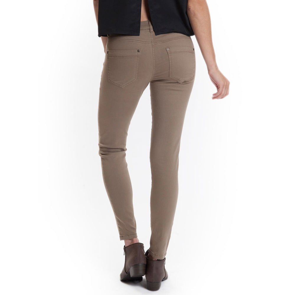 UNIONBAY Juniors' Clara Stretch Jeggings - WALNUT