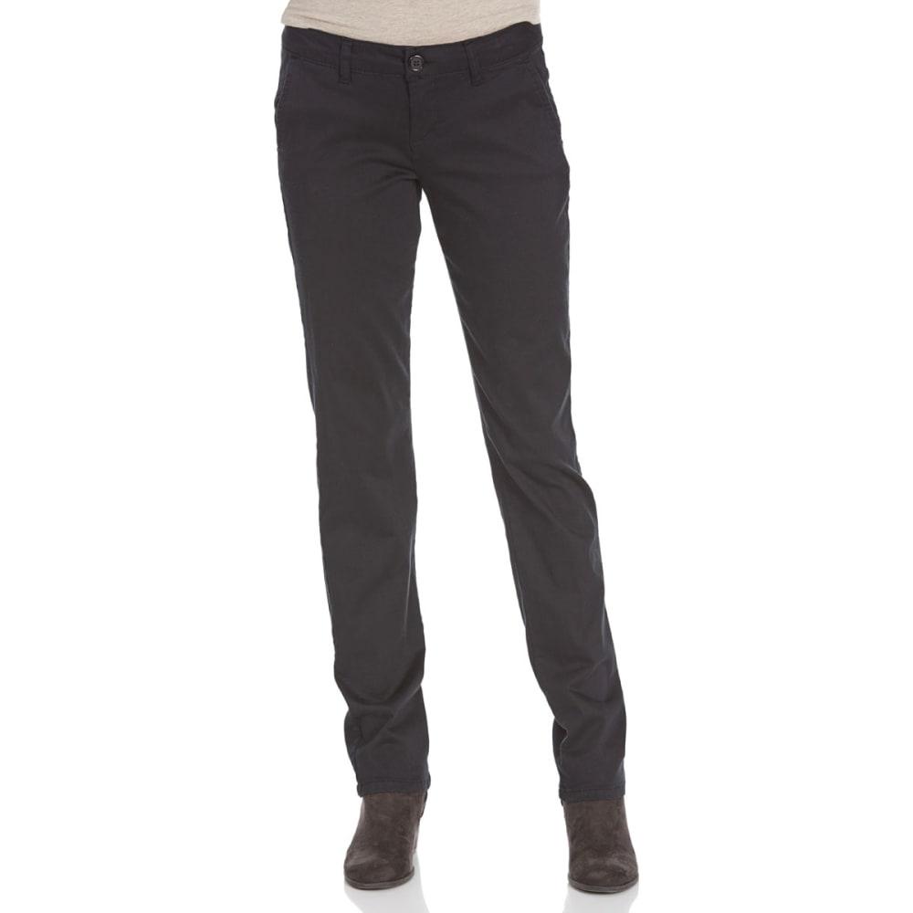 CELEBRITY PINK Junior's Smart Pants - BLACK