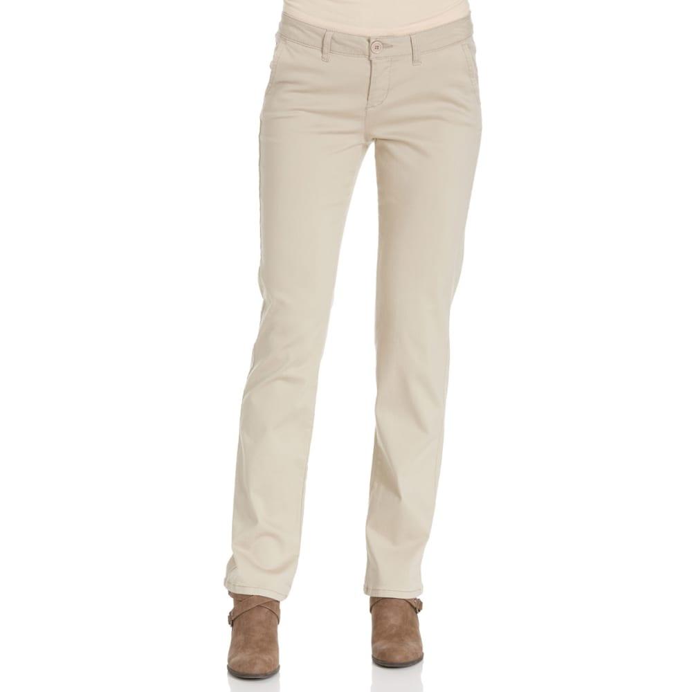 CELEBRITY PINK Junior's Smart Pants - STONE