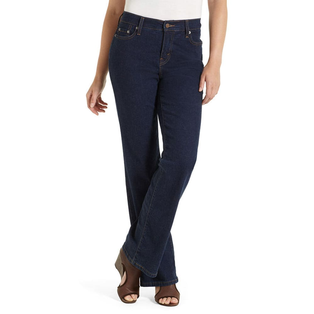 LEVI'S Women's 512 Perfect Slim Boot Cut Jeans - INDIGO