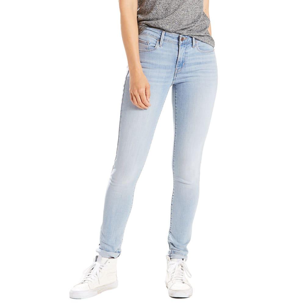 LEVI'S Women's Mid Rise Skinny Jeans 16