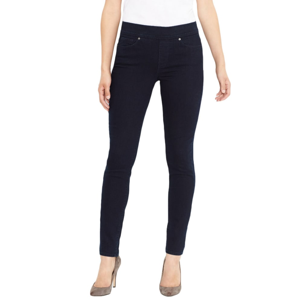 LEVI'S Women's Perfectly Slimming Pull On Leggings - BLACK