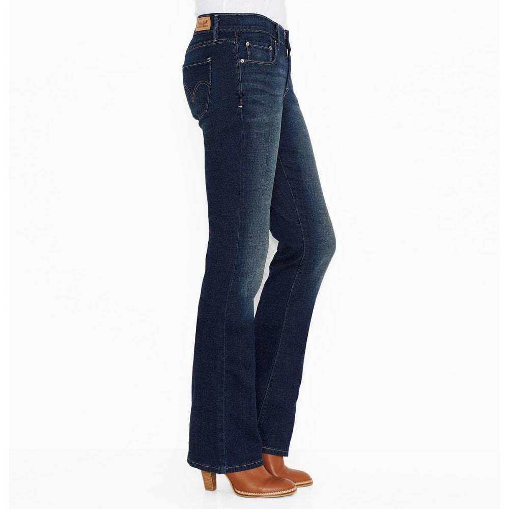 LEVI'S Women's 515™ Bootcut Jeans - 0136-UNDERCURRENT