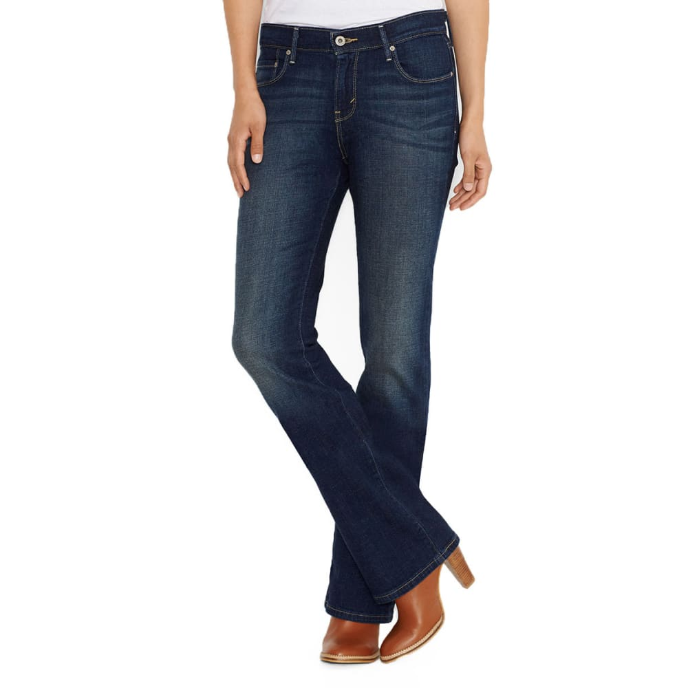 LEVI'S Women's 515™ Boot Cut Jeans - 0136-UNDERCURRENT