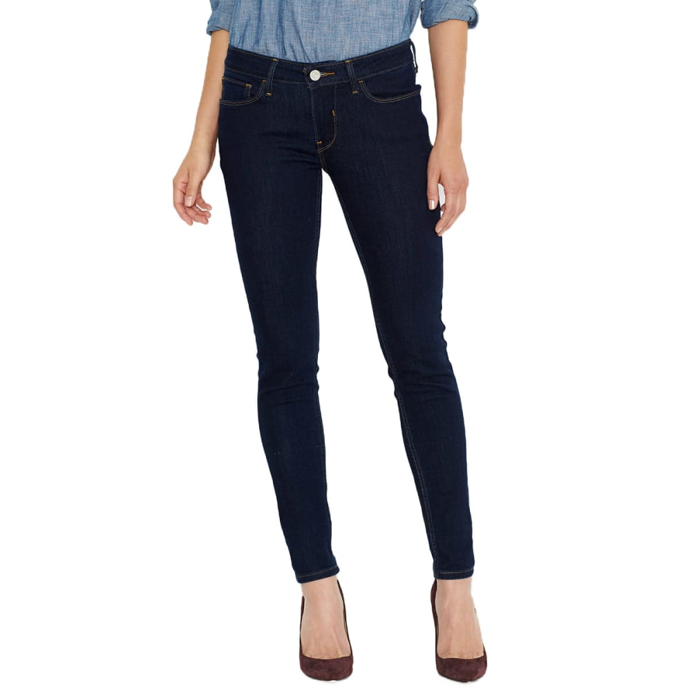LEVI'S Women's 535 Leggings - CANAL RISE