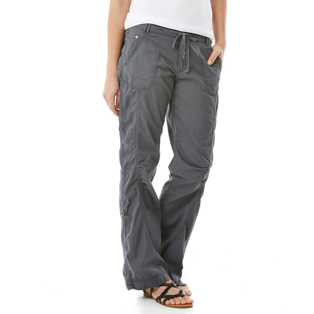 SUPPLIES Women's Convertible Pant - GALAXY GREY