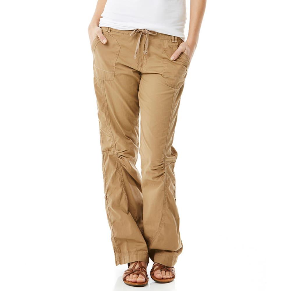 SUPPLIES Women's Convertible Pant - BROWN
