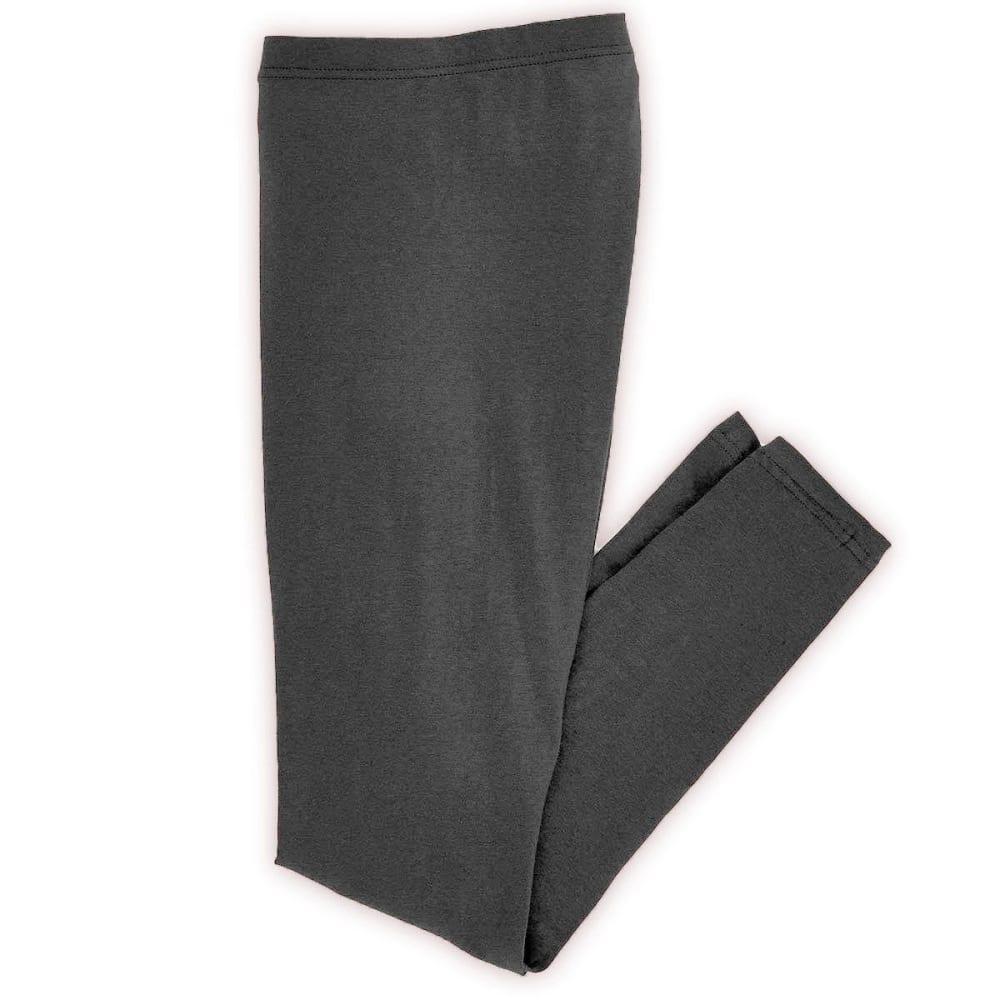 TRESICS Women's Solid Leggings - BLOWOUT L