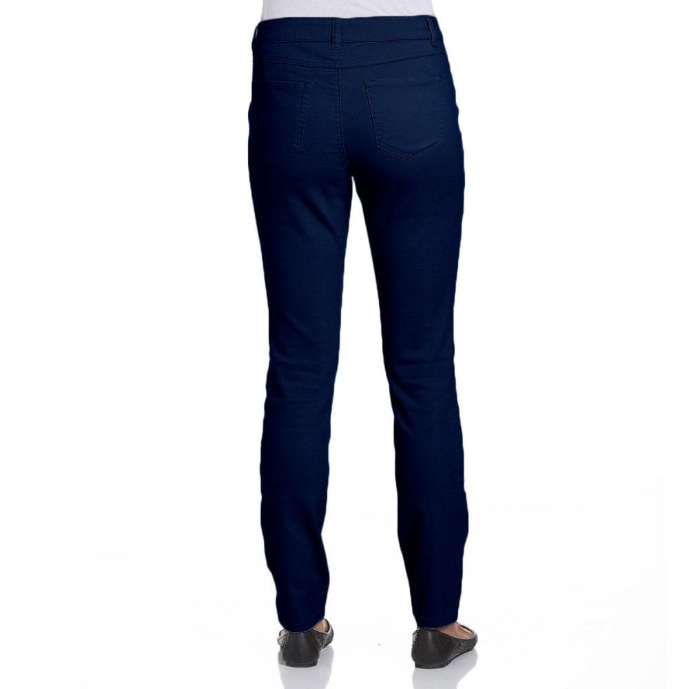 D JEANS Women's Skinny Pants - MIDNIGHT BLUE