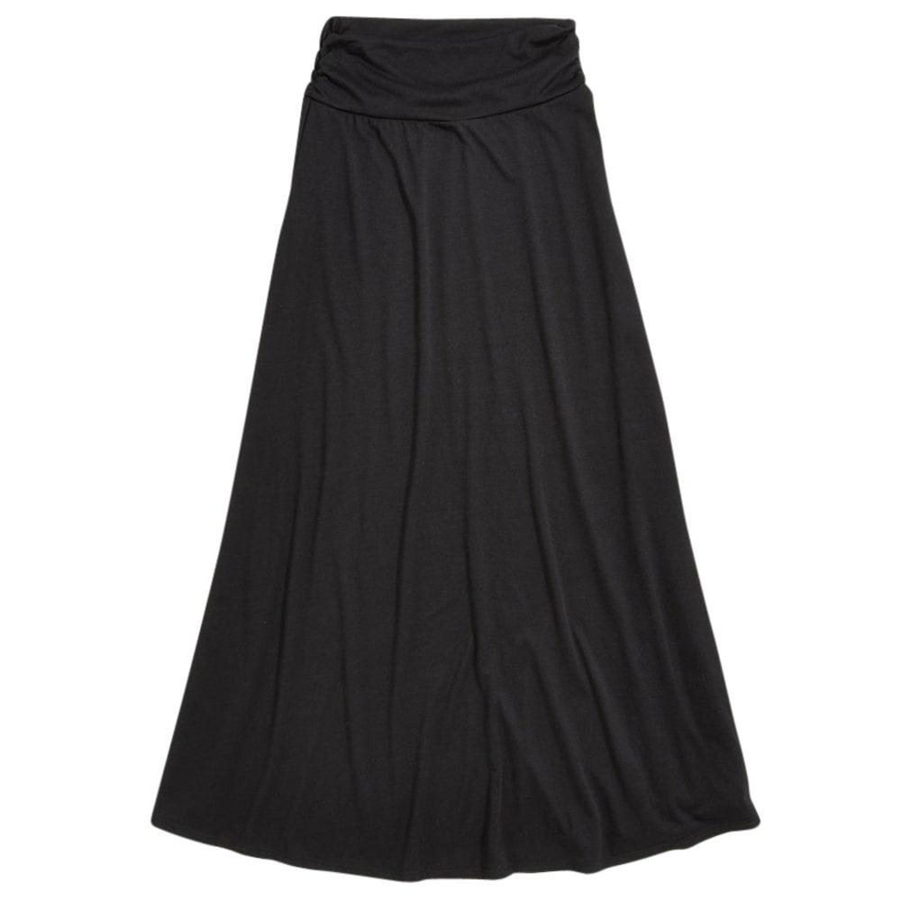 CKW Women's Maxi Skirt - BLACK