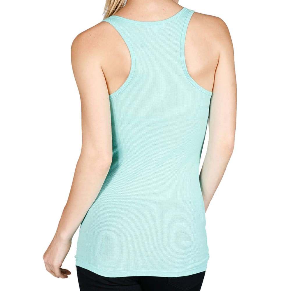 ACTIVE BASIC Juniors' Boy Racer Back Tank - MINT