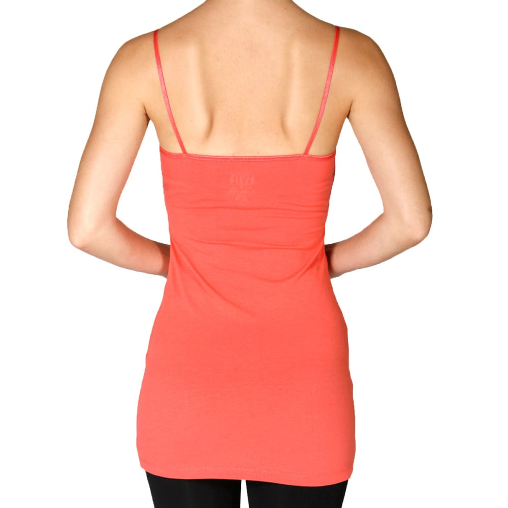 ACTIVE BASIC Juniors' Cami - CORAL
