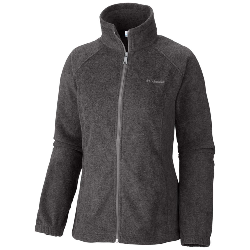 COLUMBIA Women's Benton Springs Fleece Jacket M