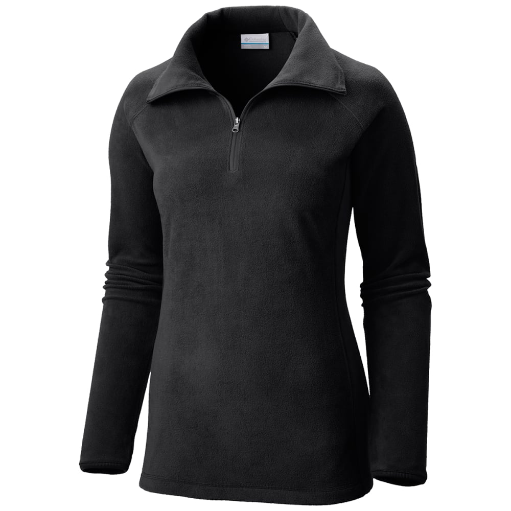 Columbia Women's Glacial Fleece Iii 1/2 Zip Jacket - Black, L