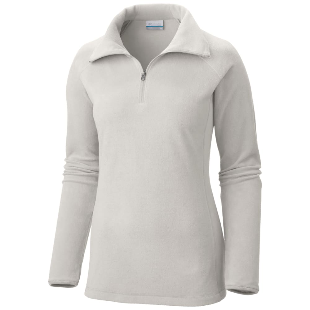 COLUMBIA Women's Glacial Fleece III 1/2 Zip Jacket - 125-SEA SALT