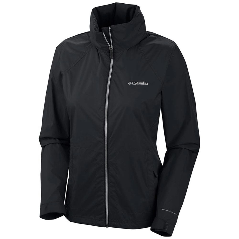 COLUMBIA Women's Switchback II Jacket - 010-BLACK