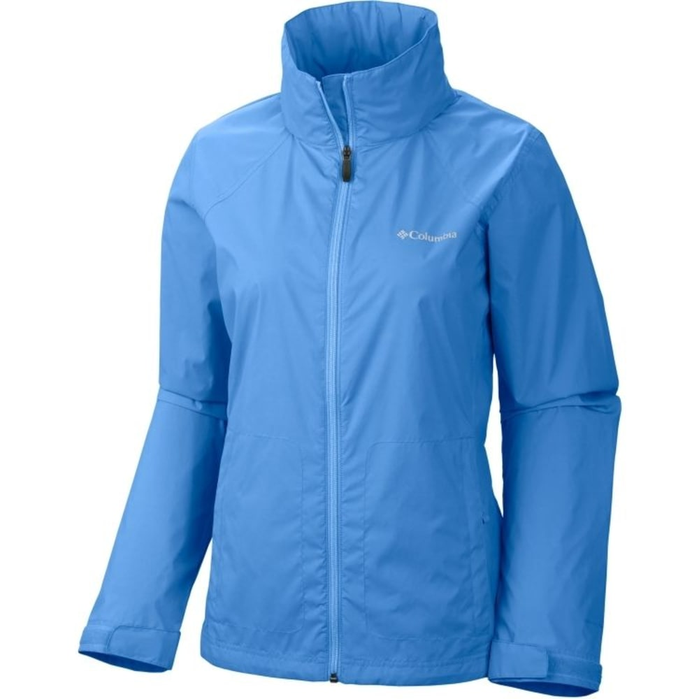 COLUMBIA Women's Switchback II Jacket - 485-HARBOR BLUE