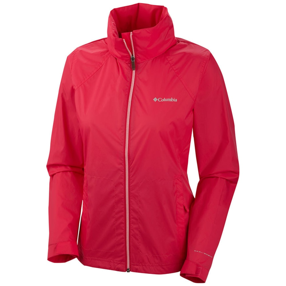 COLUMBIA Women's Switchback II Jacket - 600-BRIGHT ROSE