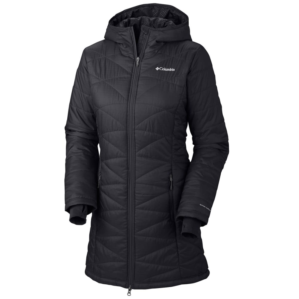 Columbia Women's Mighty Lite Hooded Jacket - Black, M