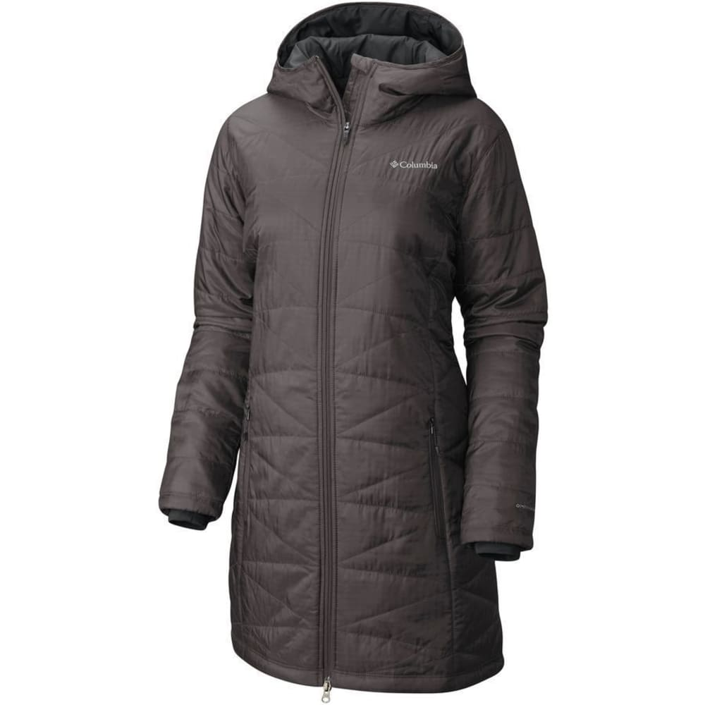 COLUMBIA Women's Mighty Lite Hooded Jacket - 981-MINESHAFT