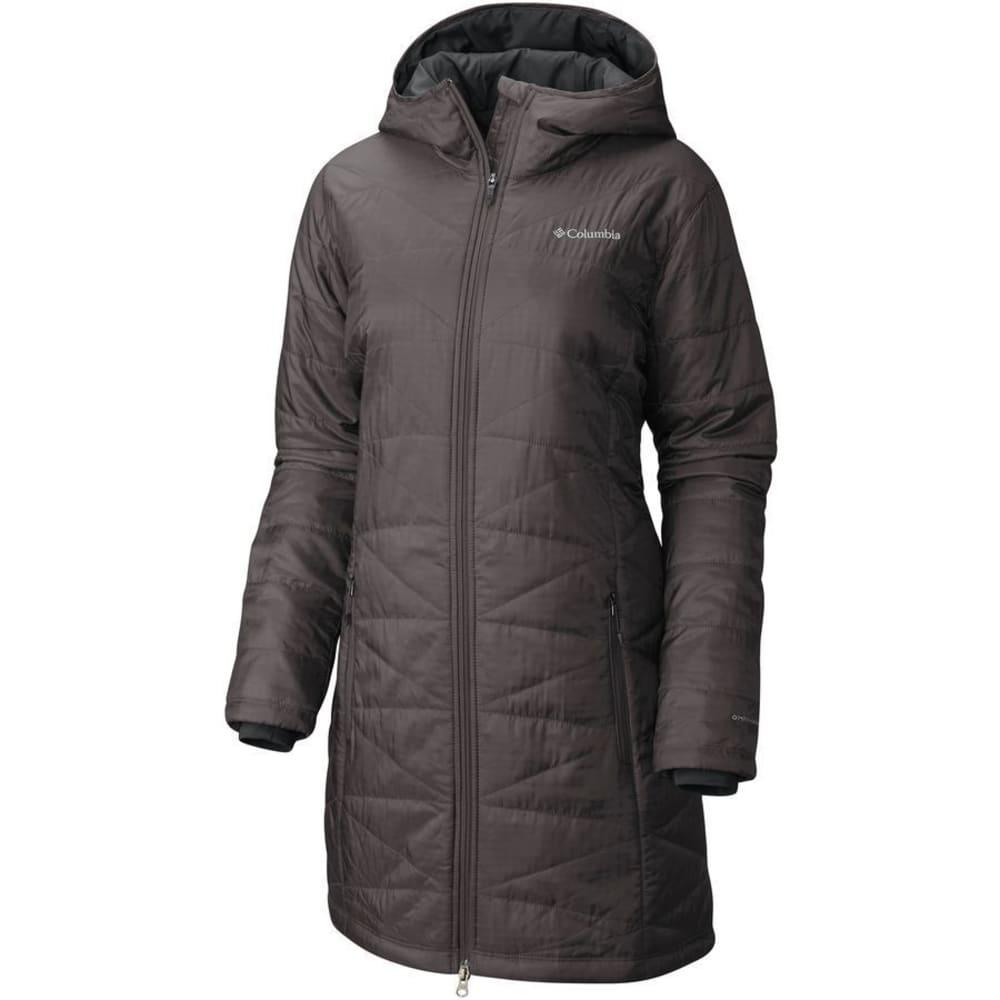 COLUMBIA Women's Mighty Lite Hooded Jacket - 981-MINESHAFT
